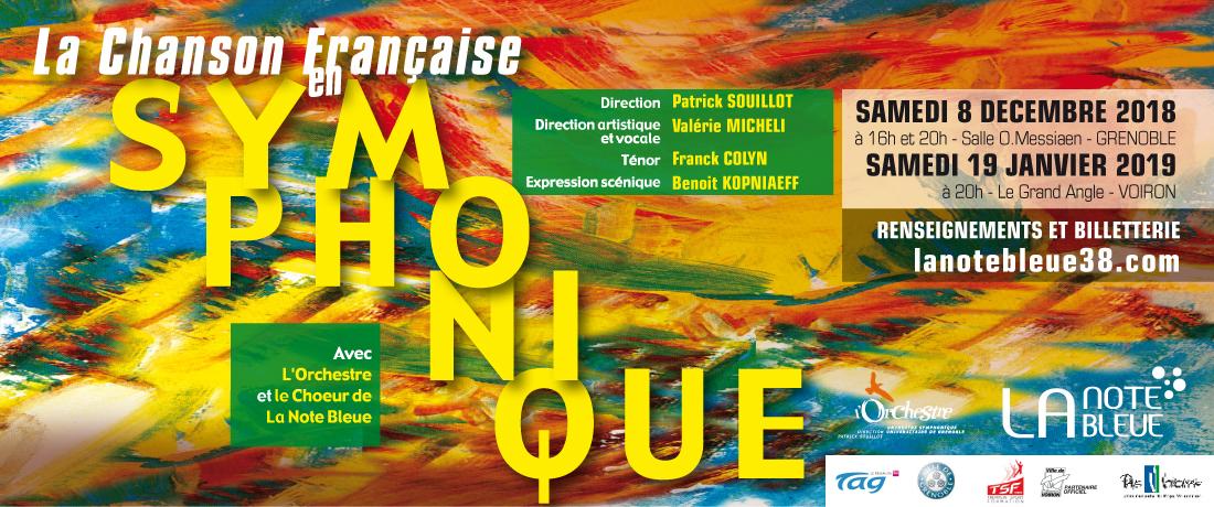 La Chanson Française en Symphonique