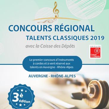 Talents Classiques – June 2019