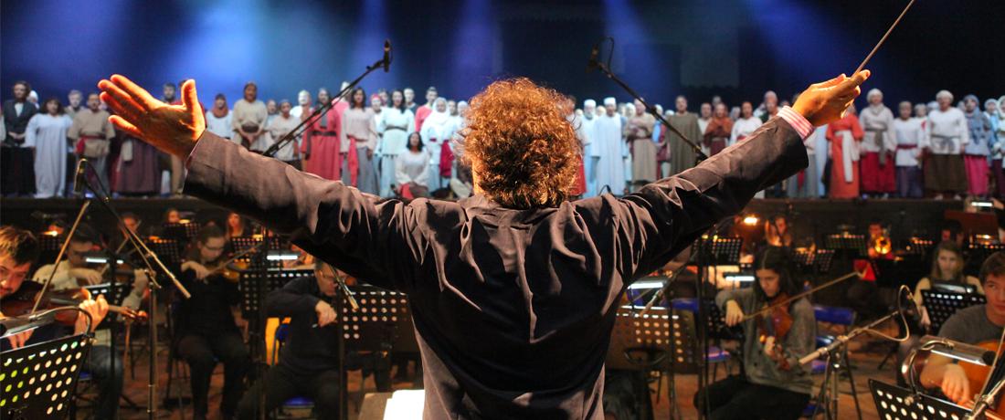 Un spectacle à la MC2 avec l orchestre !