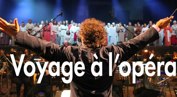 Voyage to the Opera – MC2 – 17th & 18th Nov.