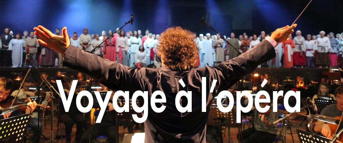 ANNULE : Voyage à l'opéra – MC2 – 17 et 18 Novembre 2020