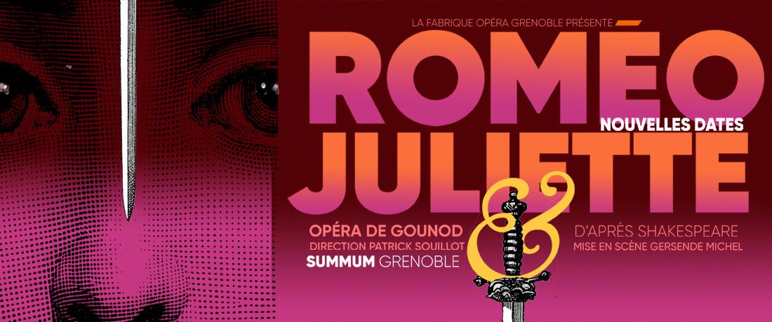 Roméo et Juliette en Juin 2022 !